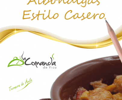 Albóndigas Estilo Casero Gourmet