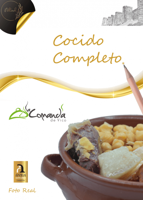 Cocido Completo Gourmet