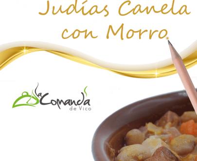 Judías Canela con Morro Gourmet