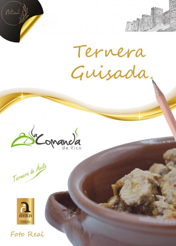 Ternera Guisada Gourmet